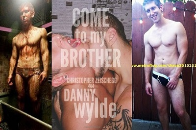 danny wylde collage