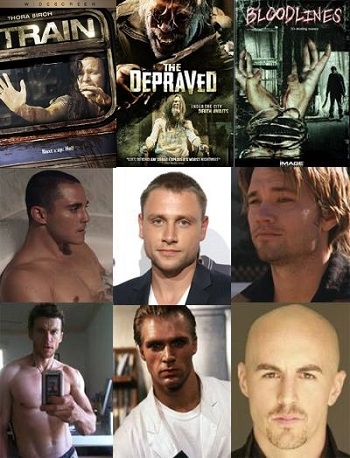 depraved train bloodlines collage