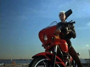 necropolis biker
