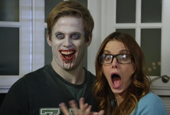 coed hap zomb