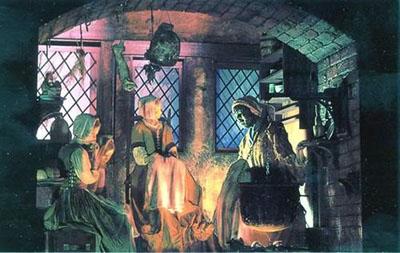 salem witch trials tituba redo