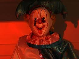 secrets of the clown - doll