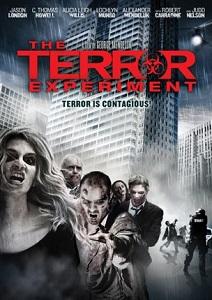 terror experiment cover