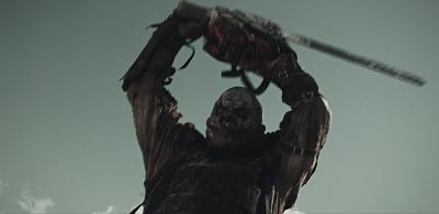 zombie hunter chainsaw