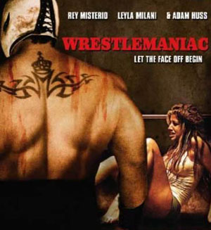wrestlemaniac cover