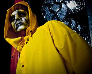 mischief night raincoat kiler
