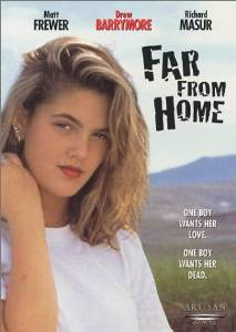 drew barrymore far from home