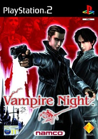 vampire night cover