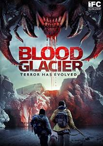 blood glacier cover