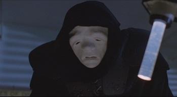 horror high mask