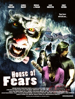 house of fears cover