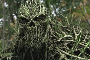 swamp devil monster