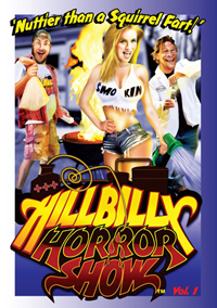 hillbilly horror show vol 1 cover