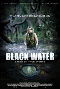 black water cover