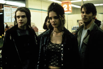 disturbing behavior cast
