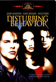disturbing behavior cover