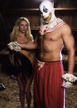 fear of clowns barn