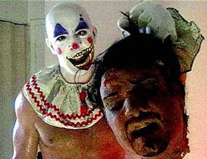 fear of clowns kill