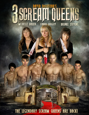 3 scream queens cover