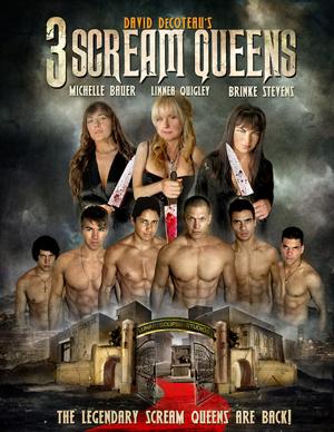 3 scream queens cover