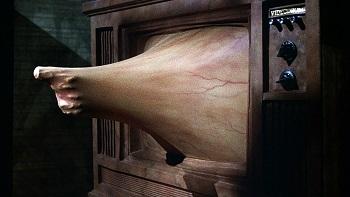 videodrome finger