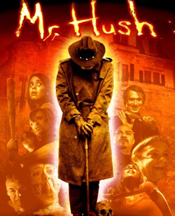 mr hush cover