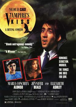 vampires kiss cover