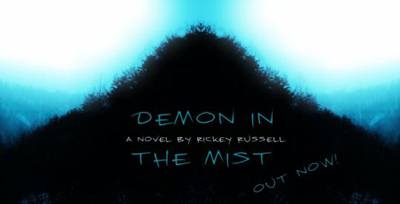 Rickey Rusell demon in mist banner.jpg