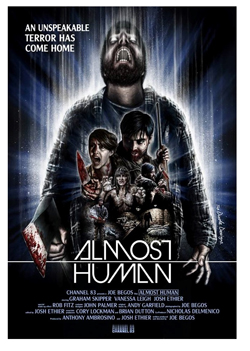 almost human cover