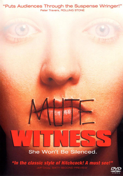 mute witness cover
