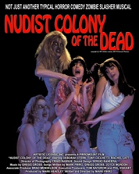 nudist colony of dead cover