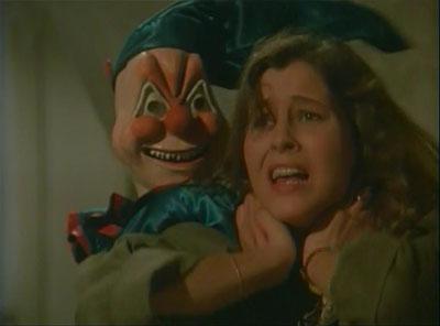 Ghosthouse clown