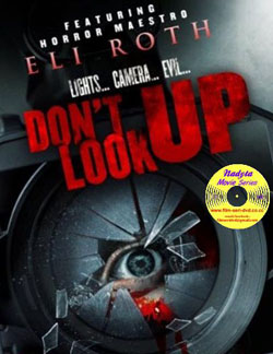 dont look up cover
