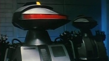 chopping mall robot