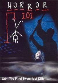horror 101 cover