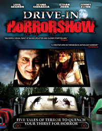drivein horrorshow cover