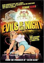 evils of the night cover