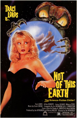 not of this earth cover