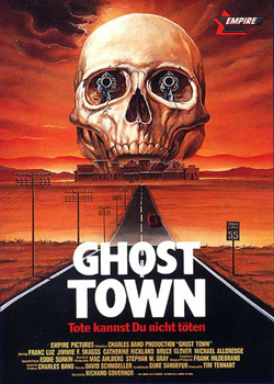 ghost town cover