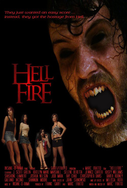 hell fire cover