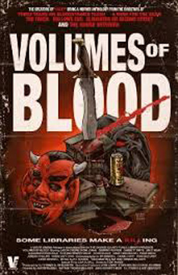 volumes of blood cover