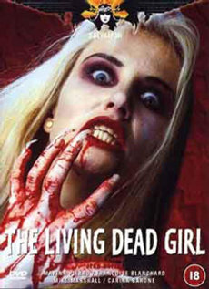 living dead girl cover