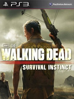 walking dead survival instinct cover