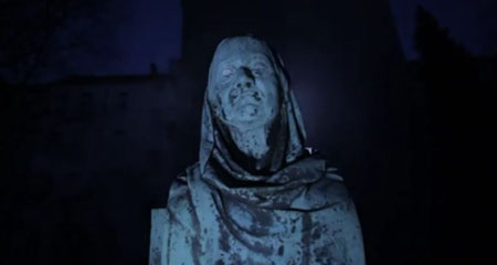 devilkreuzberg statue