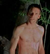 joshua shirtless