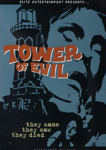 tower of evil cover