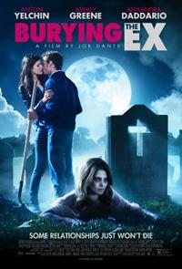 burying ex cover