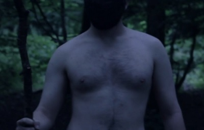 devils woods shirtless baddie