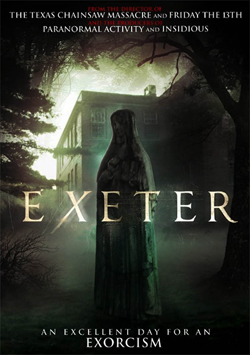 exeter cover