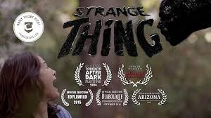 hillbilly 4 strange thing